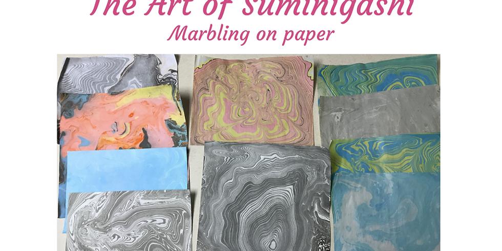 The Art of Suminigashi