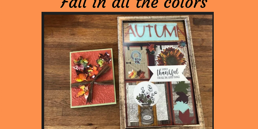 Fall in all the colors Cards (1)