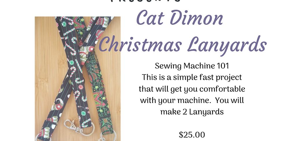 Christmas Lanyards