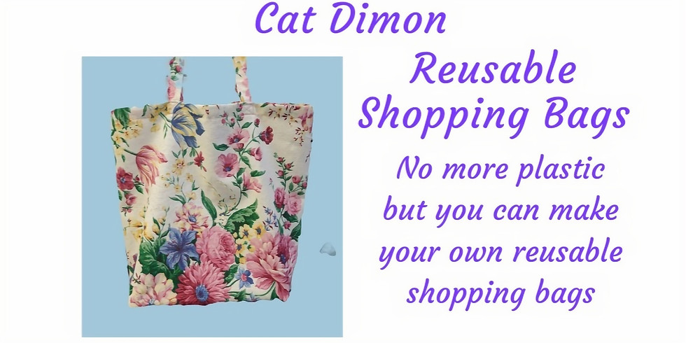 Sewing 101 - Reusable Shopping Bag