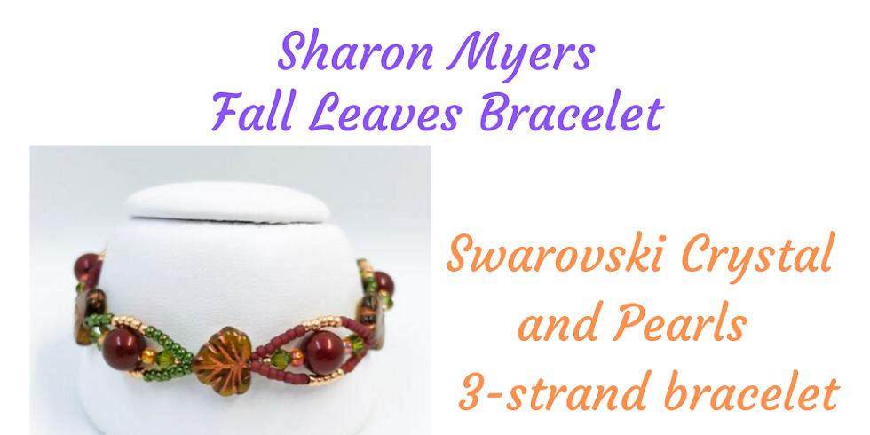 Fall Leaves Bracelet