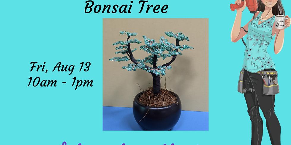 Intro to French Beading - Bonsai Tree