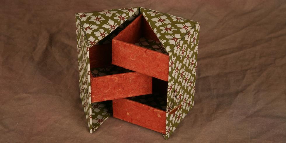 3-Tiered Jewelry Box