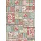 Stamperia A3 Decoupage Rice Paper - Flower Patch DFSA3038