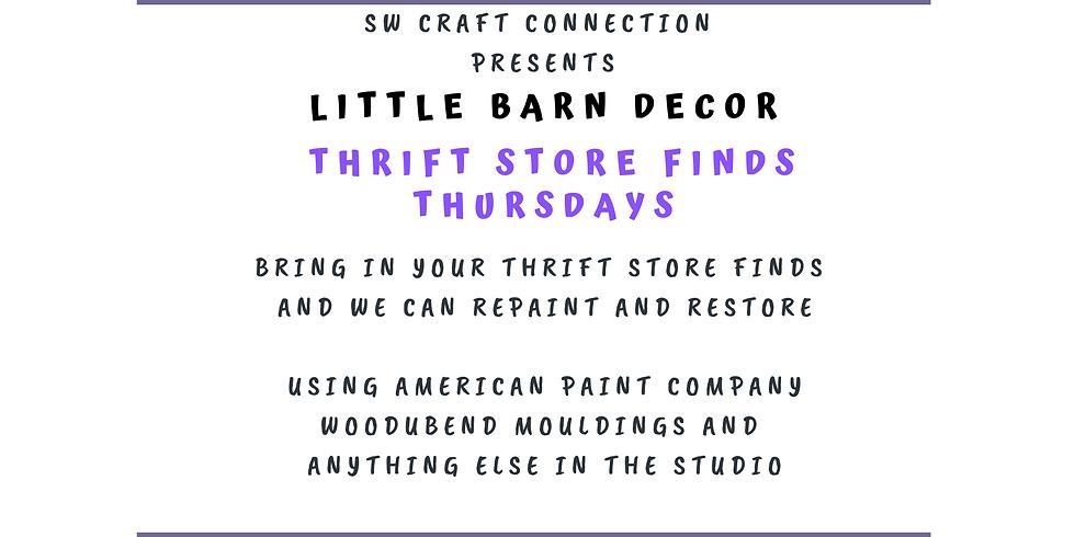 Thrift Store Finds Thursday