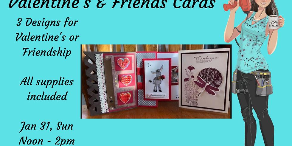 Valentine's (or Friendship) Cards