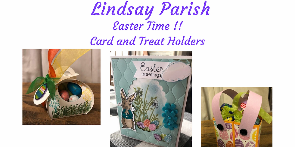 Easter Time Cards & Projects