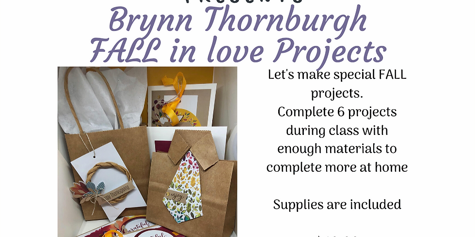 FALL in love Projects