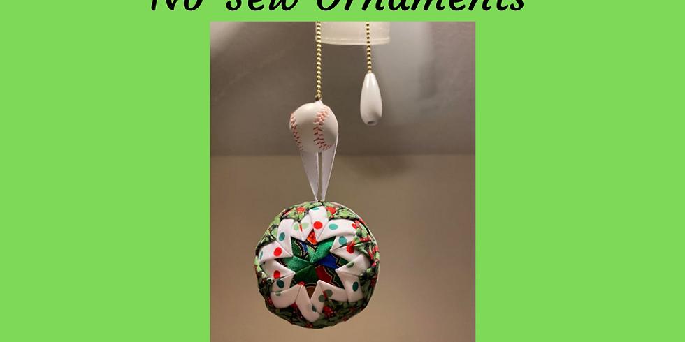 Carol's No Sew Ornaments
