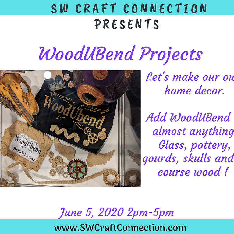 WoodUBend Projects (Aug)