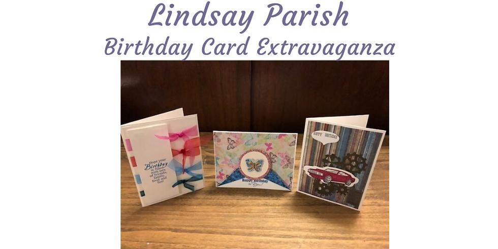 Birthday Card Extravaganza