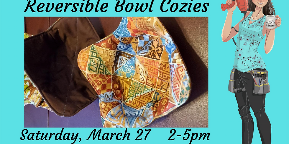 Reversible Bowl Cozies