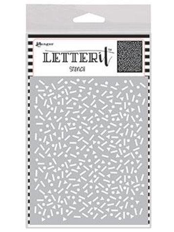 Ranger Ink - Letter it Party Time, LET63056