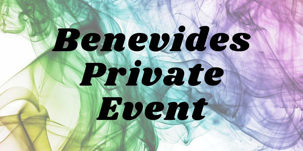 Benevides Private Event