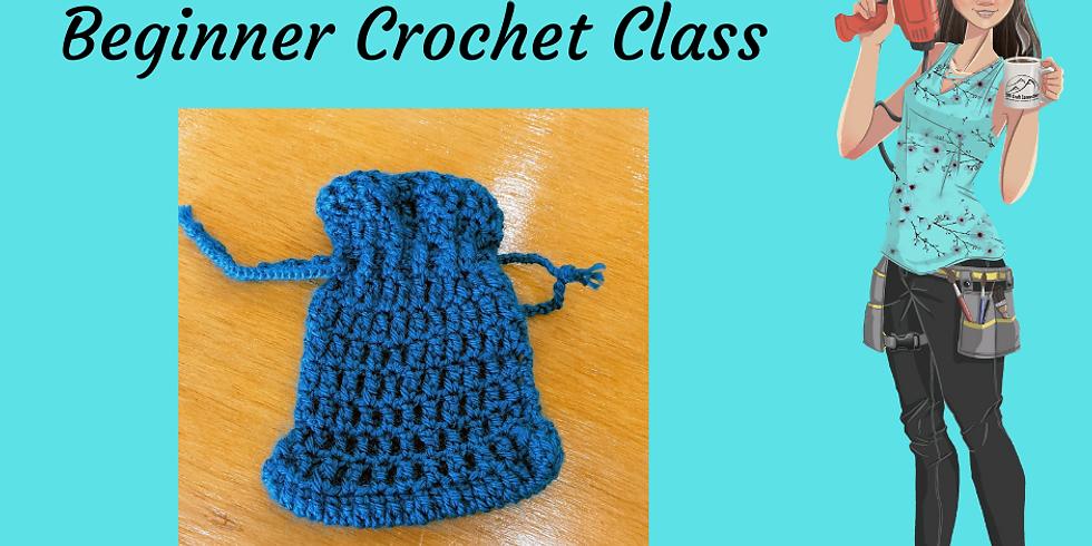 Beginner Crochet Class
