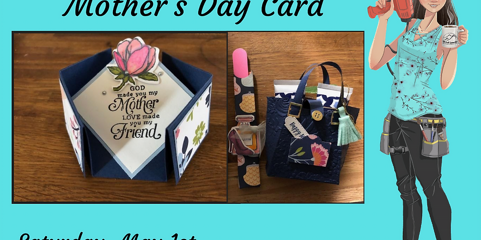 Mother's Day Card & Paper Craft
