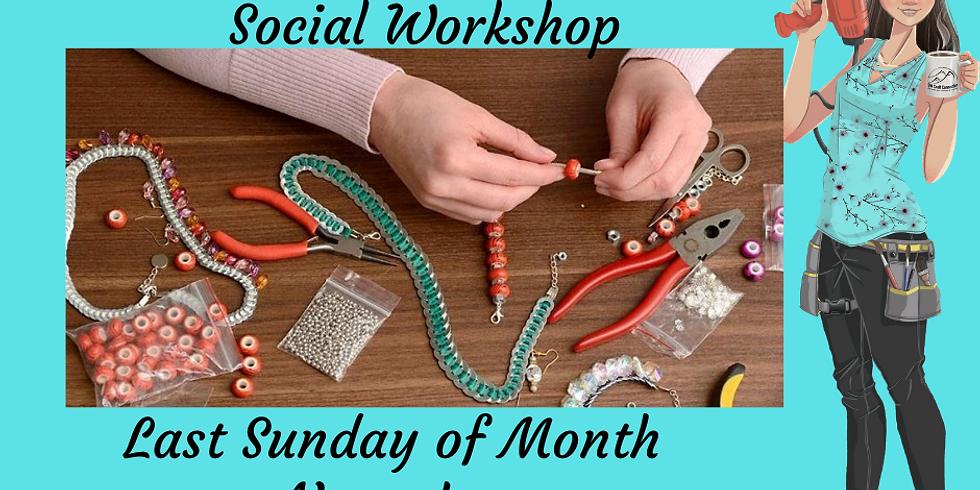 Bead & B*tch Social Workshop with Julie