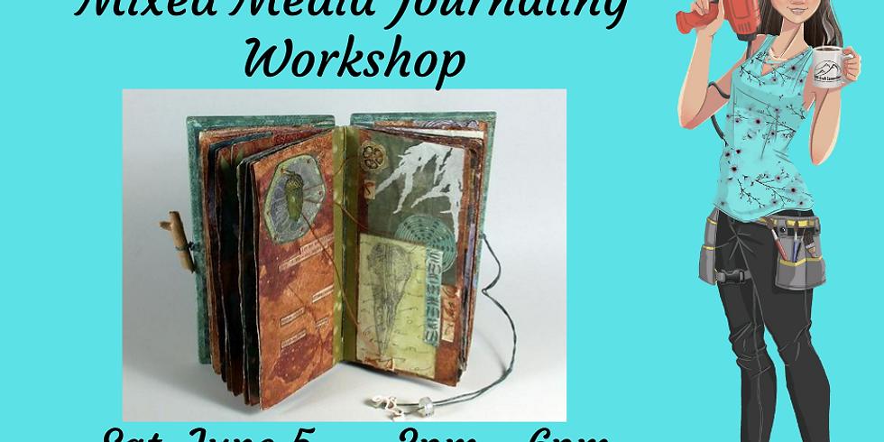 Mixed Media Journaling Workshop