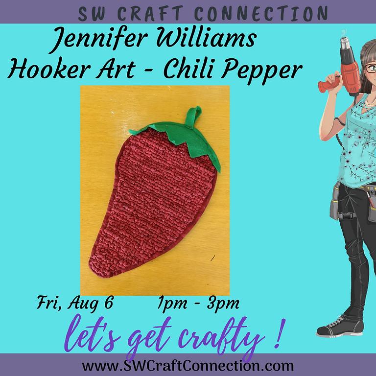 Hooker Art - Chili