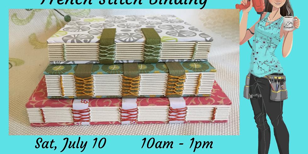 Bookbinding - French Stitch Binding