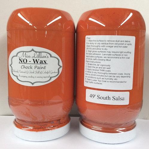 NO WAX Chock Paint - Corals & Oranges
