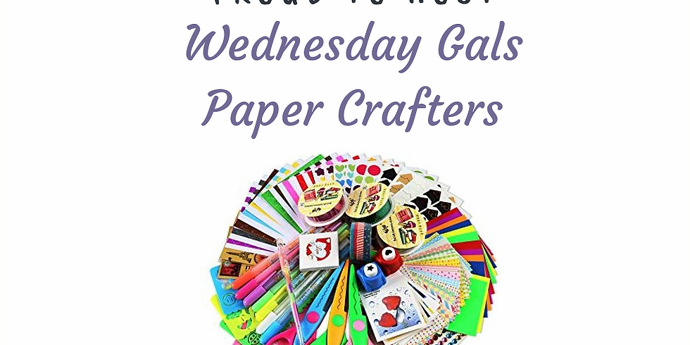Wednesday Gals Scrapbooking Group