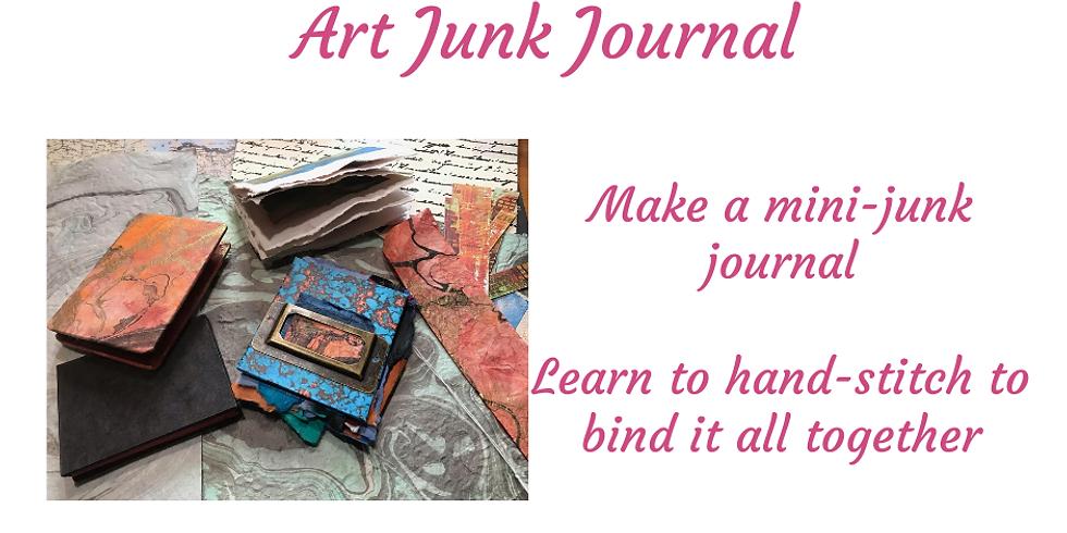Art Junk Journal