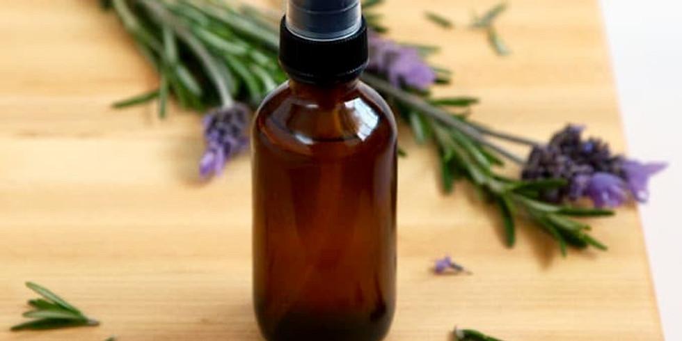 Aromatherapy Sprays - Make n Take