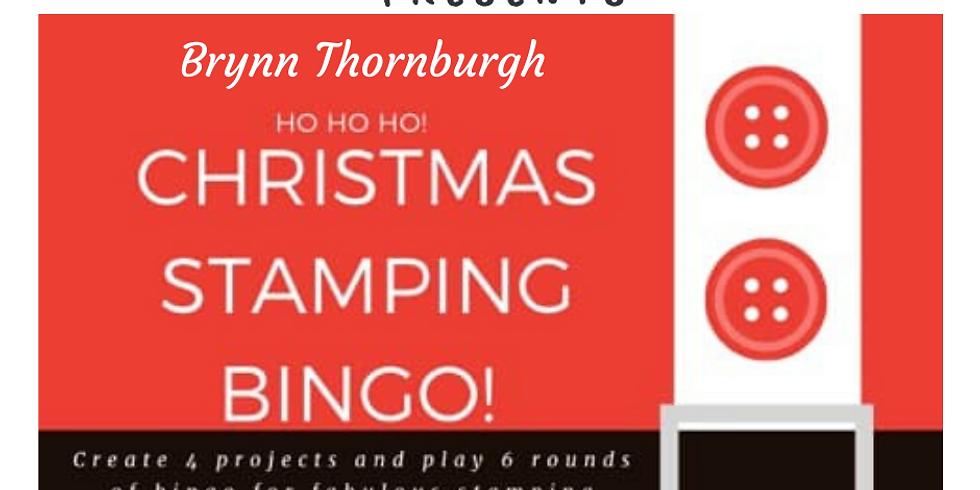 Christmas Stamping BINGO