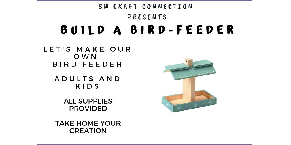 Build your own Bird Feeder
