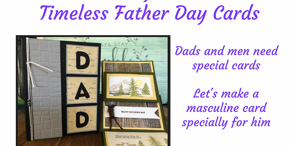 Timeless Father's Day Cards