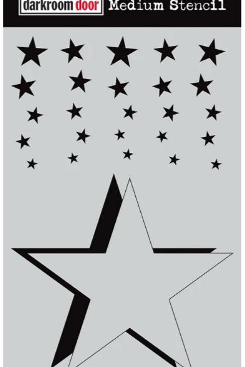 Darkroom Door - Cascading Stars, DDMS008
