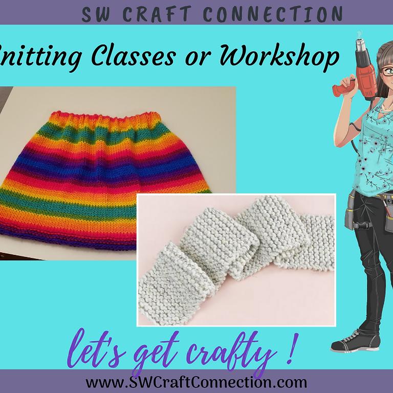Knitting Classes & Workshop (8/8)