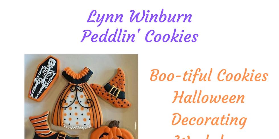 Cookie Decorating - Halloween Special
