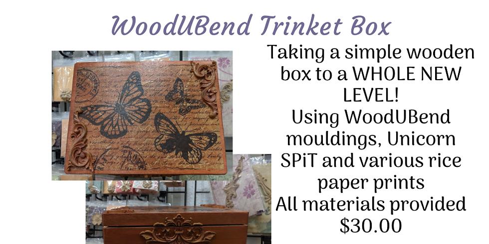 WoodUBend Trinket Box