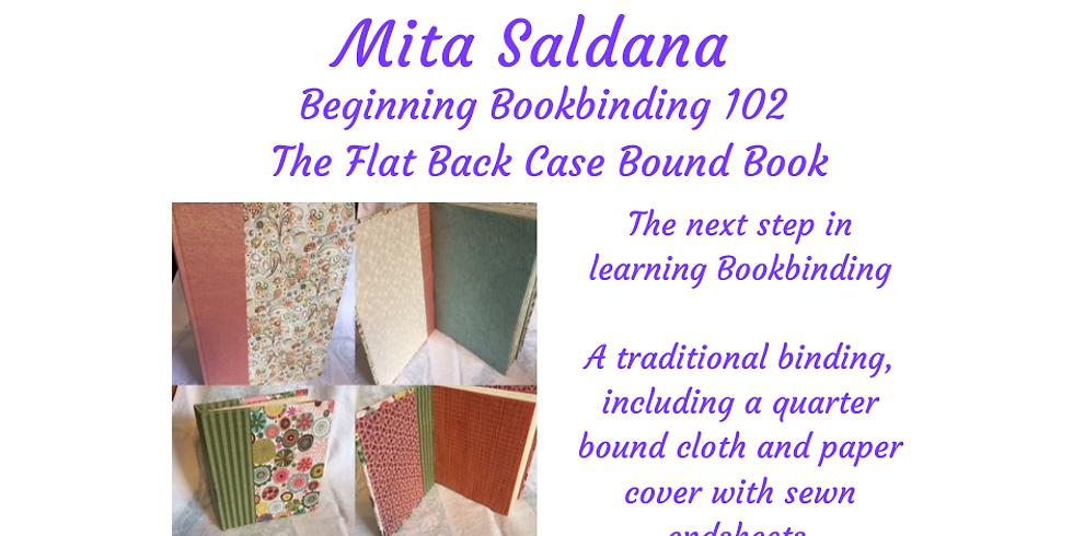 Beginning Bookbinding 102 - The Flat Back Case Bound Book