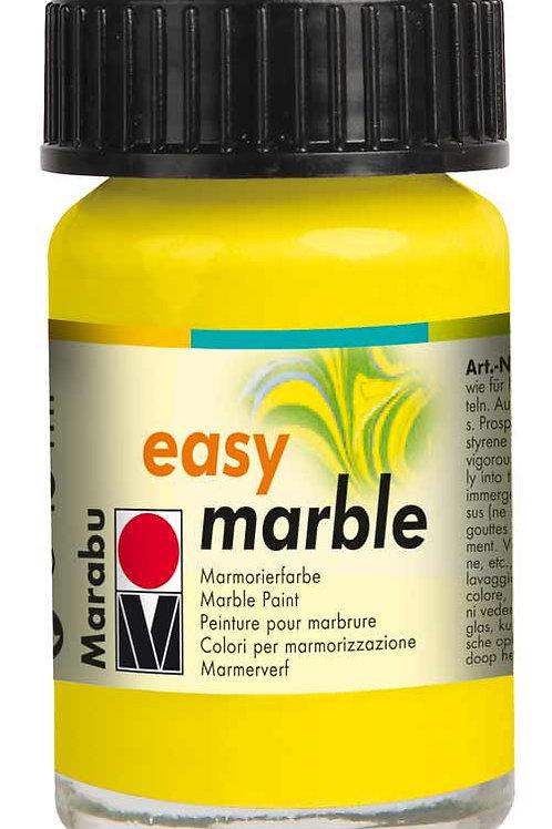 Marabu Easy Marbling - Lemon Yellow 020