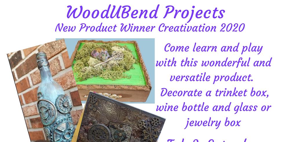 WoodUBend Projects