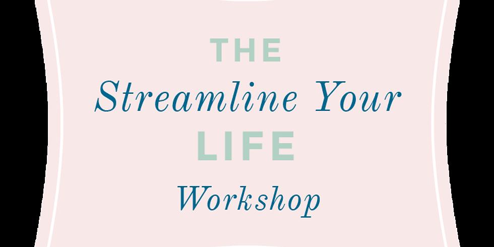 Streamline Your Life