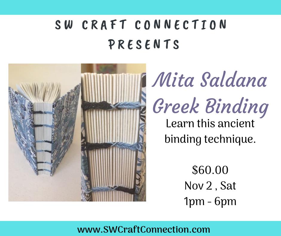 Greek Binding (A Book-Binding Technique