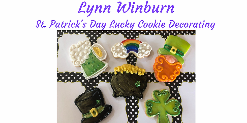 St. Partrick's Lucky Cookie Decorating
