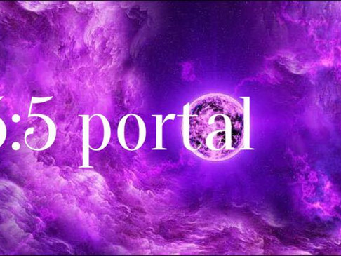 Twin Soul Energy Report.. 5.5 portal...The most intense energetic portal the earth has ever known