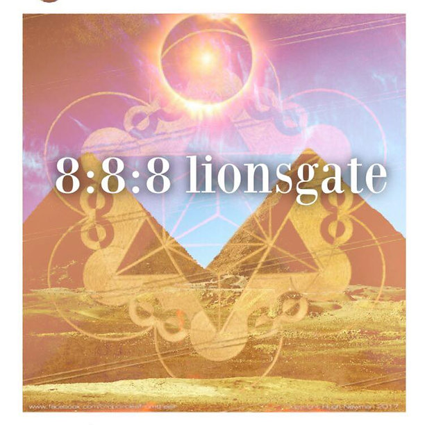 Twin Flame energy report Ascension symptoms and 8 8 8 Lions gate
