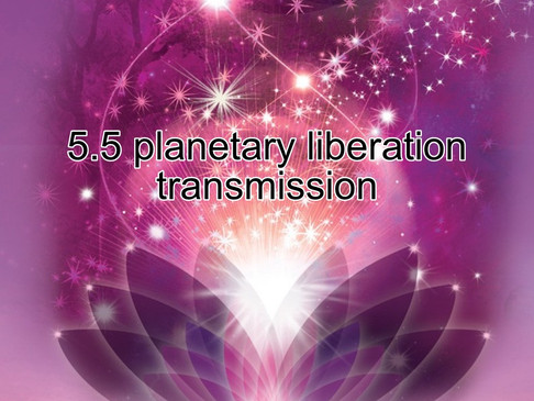 ASCENSION REPORT : PLANETARY LIBERATION, END LOCK DOWN NOW....