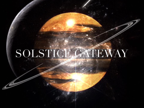 Twin flame Energy report..Important information about the Solstice gateway