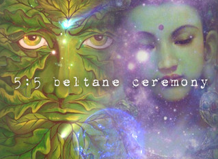 Twin Soul ascension report... 5.5 beltane upgrade, huge shifts for ascending collective