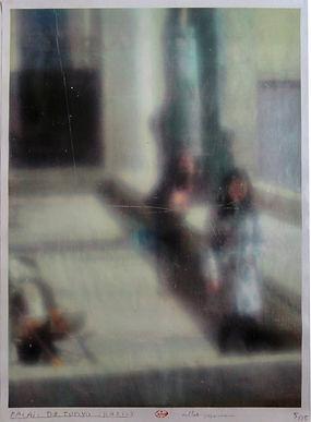 Palais de Tokyo #edition 25 88 x 128 cm.