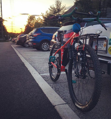 Emi's Big Rig bikepacking rig
