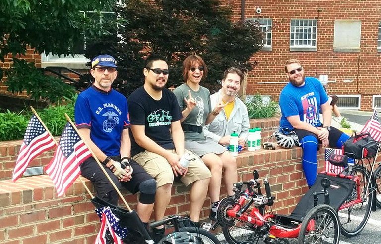 4th of July Pre-Parade