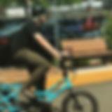 tim on bike